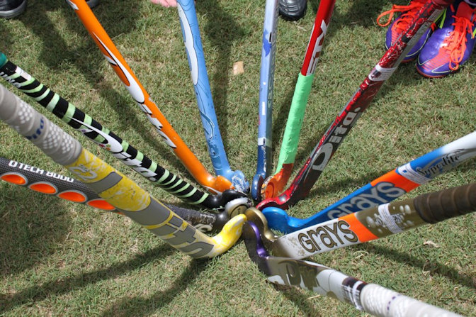 field hockey sticks 1